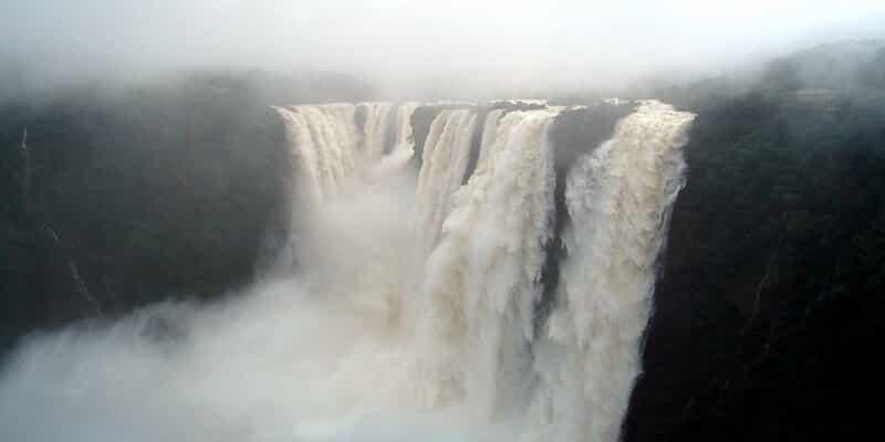 The Amazingly Beautiful Waterfalls at Kunchikal