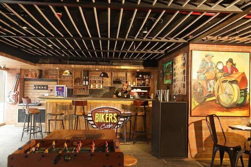 The Biker's Cafe