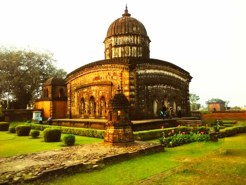 The Radha Govinda Temple