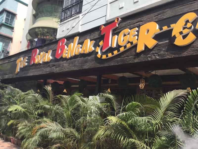 The Royal Bengal Tiger Cafe