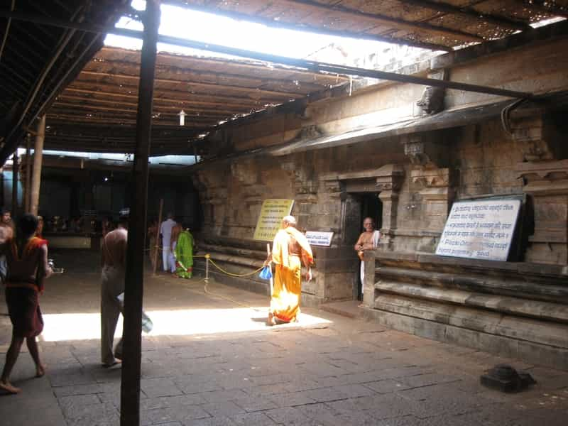 A Temple in Mahabaleshwar