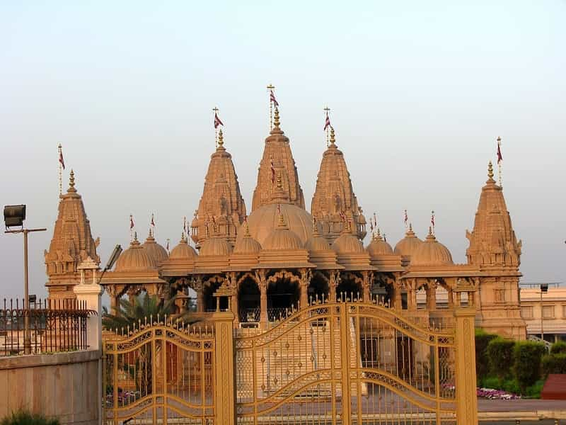 A Temple in Valsad