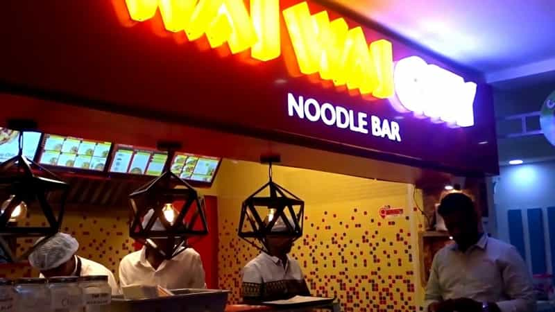 Wai Wai City Noodle Bar