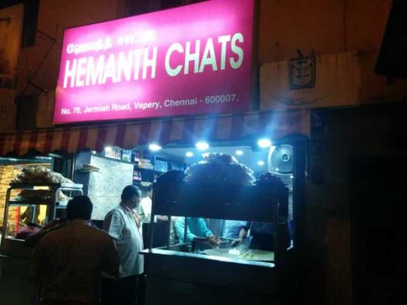 Hemanth Chats