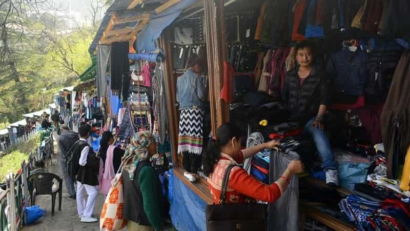 Tibetan Bazaar