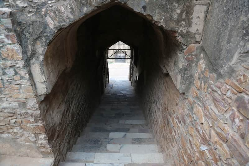 Bhangarh Fort Structure