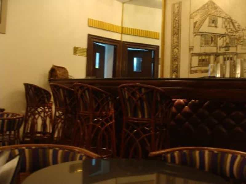 Bar @ Taj Savoy Hotel