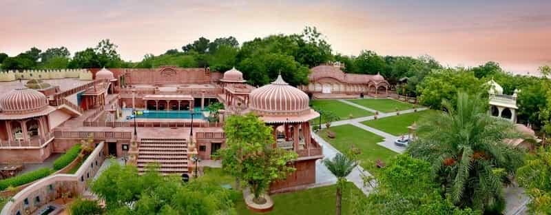 The Chokhi Dhani Resort
