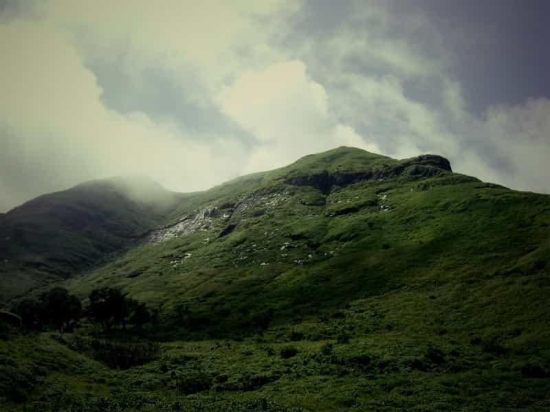 Trekking in Mahabaleshwar