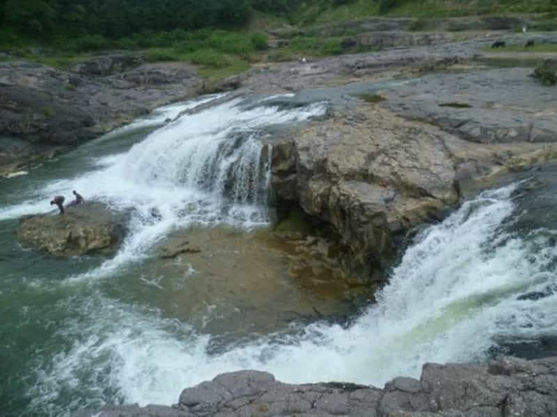 Zanzari Waterfall