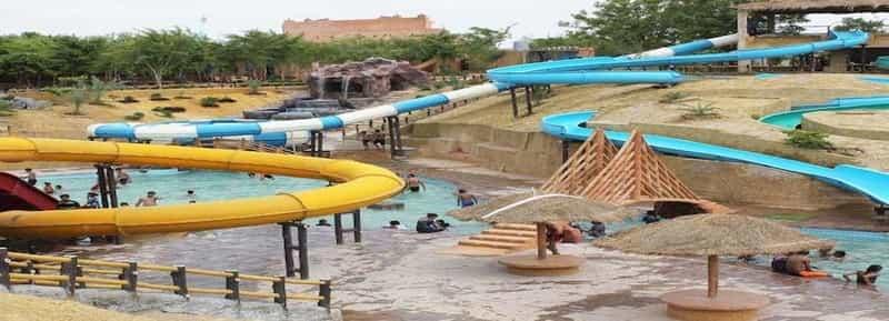 Tirupati Rushivan Adventure Park