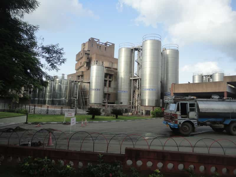 Amul Factory, Anand