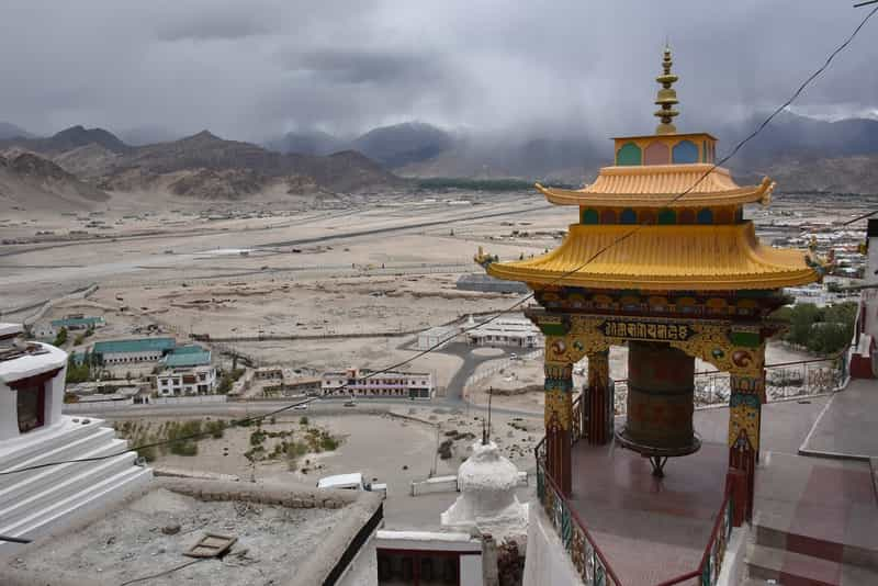 The Spituk Gompa