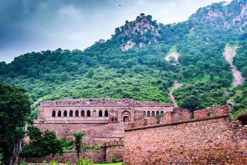Bhangarh Landscape