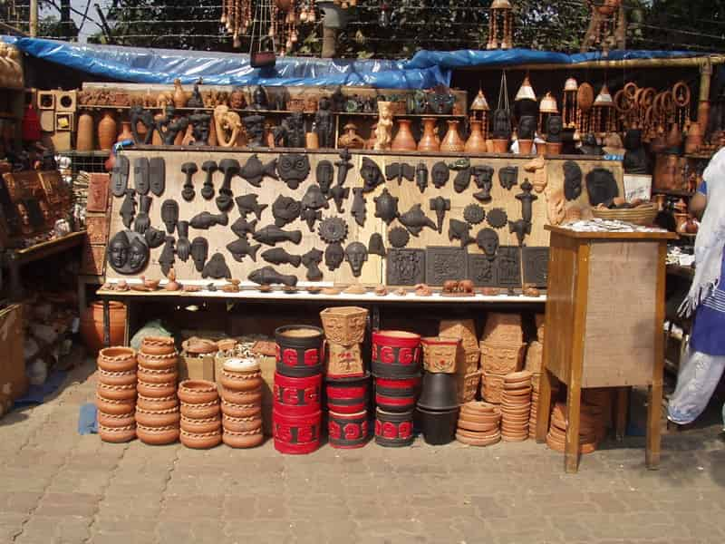 Handicraft Shops at Town Bazar