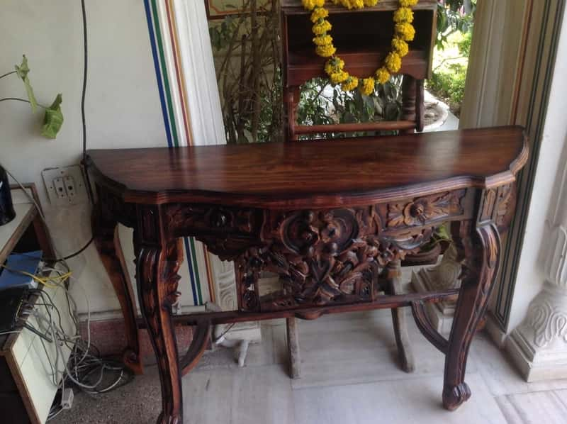 Wooden Furniture Handicraft in Jaipur