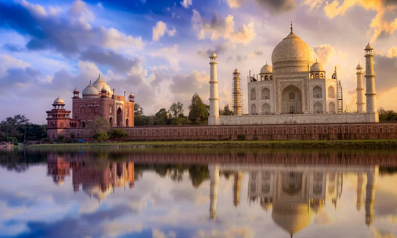 Top 5 Places to Visit Around Delhi in 2021 for a One-Day Gateway- Agra