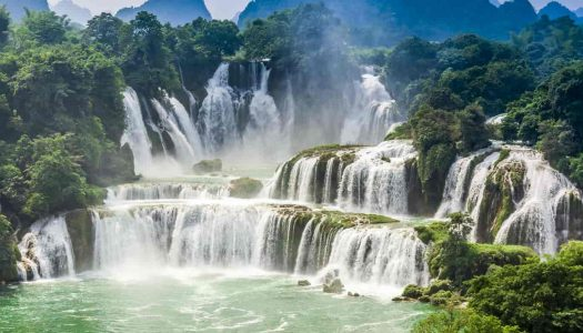 The 10 Highest Waterfalls in India