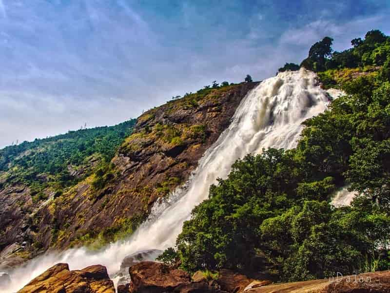 Tadimada Waterfalls
