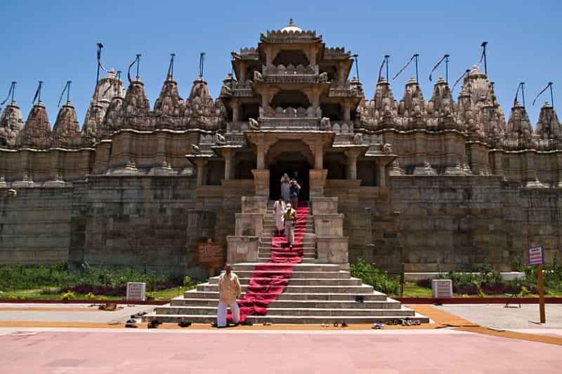 Ranakpur Temple.