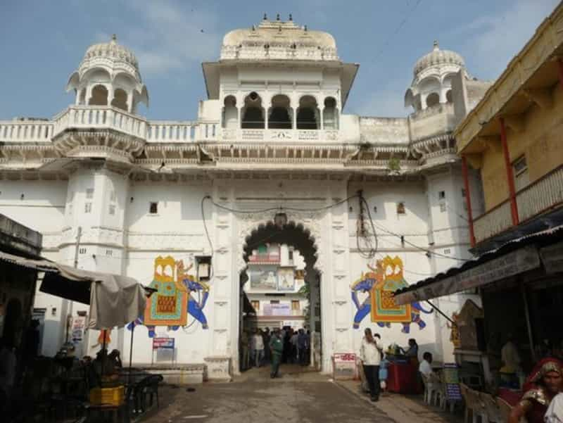 Shrinathji Temple