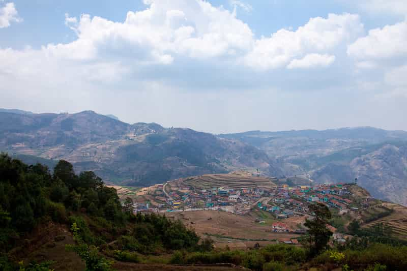 Poombarai Village