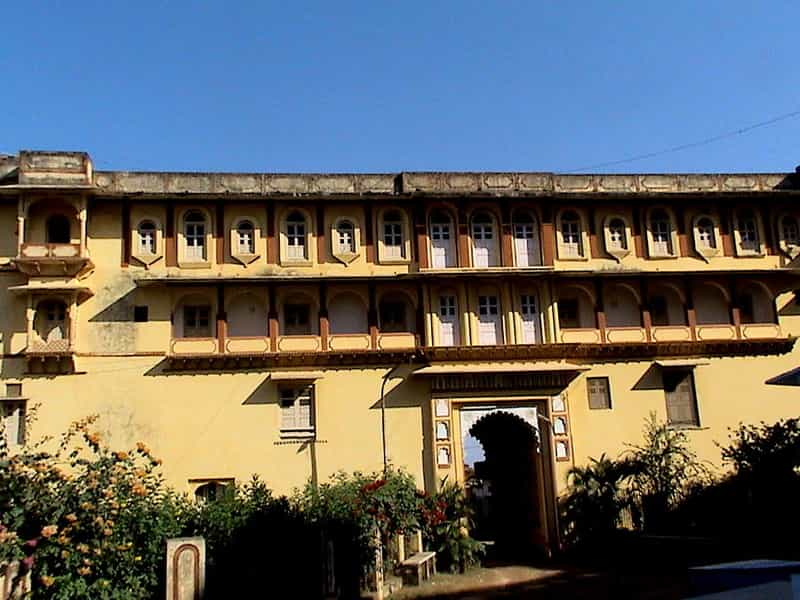 Devigarh Fort
