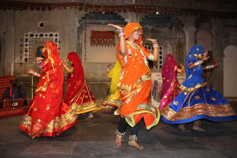 Dharohar Dance Show at Bagore Ki Haveli