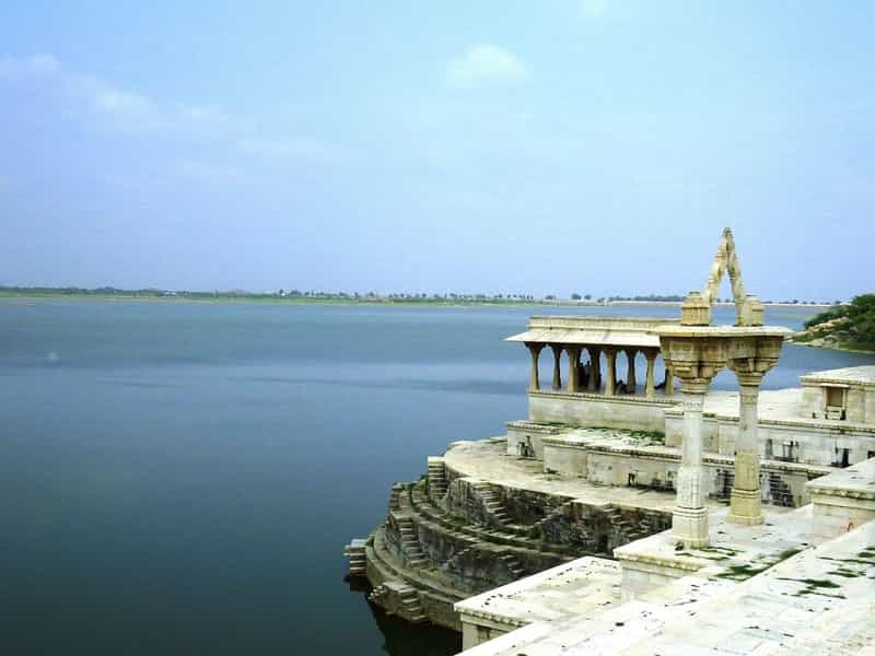 The Rajsamand Lake