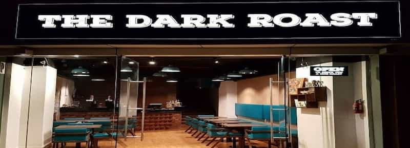 The Dark Roast, Ahmedabad