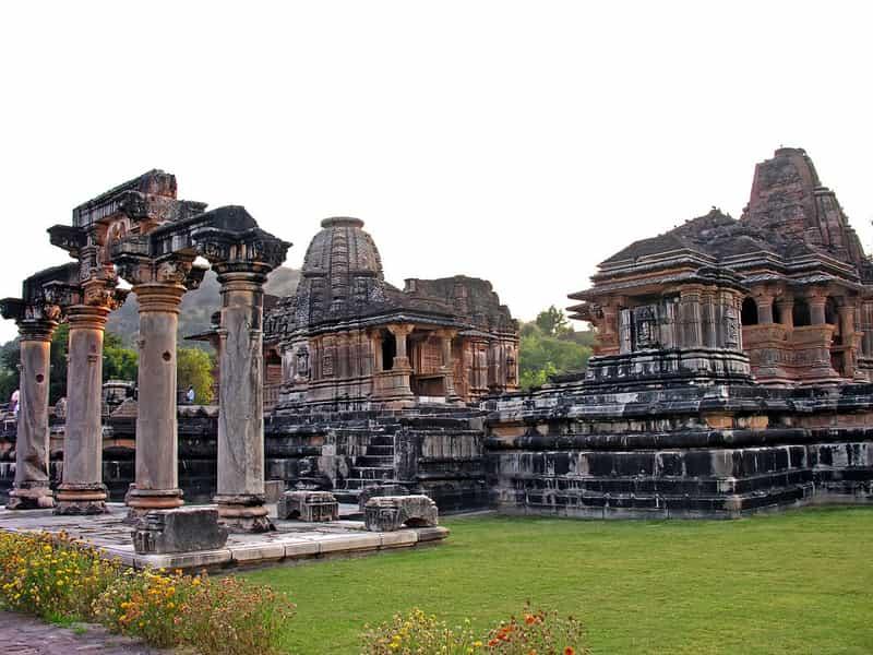 Eklingji Temple Complex