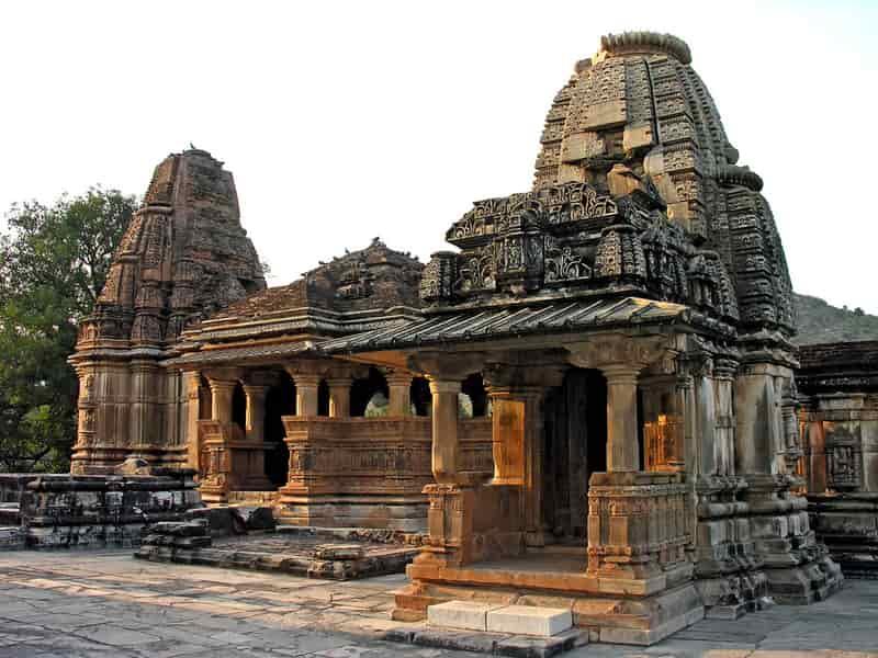 Saas Bahu Temple