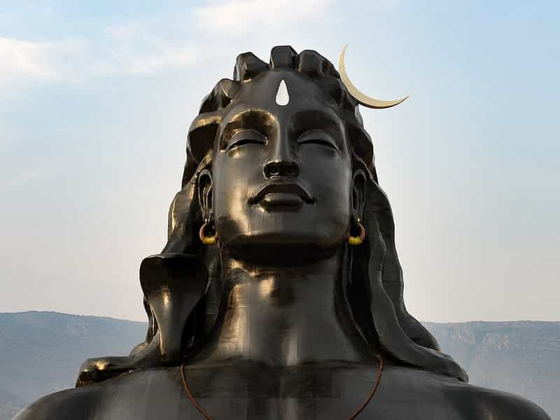 The Statue of Adiyogi Shiva