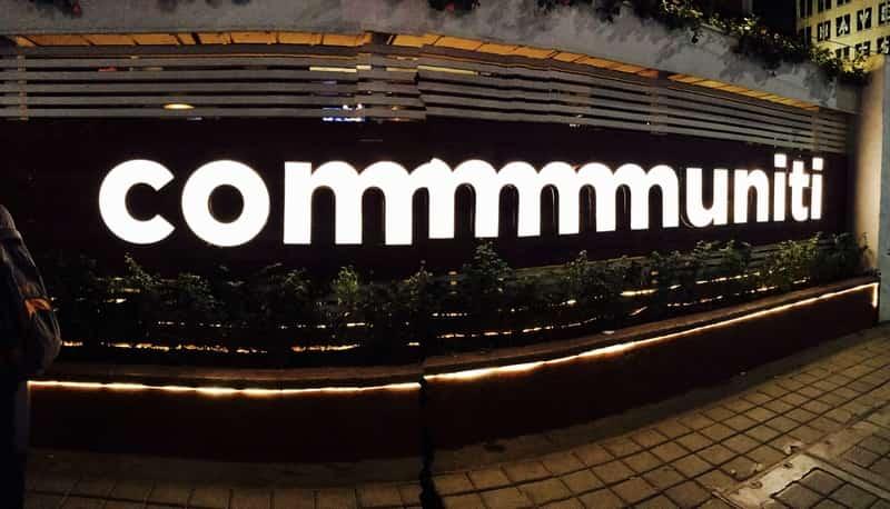 Communiti, Residency Road