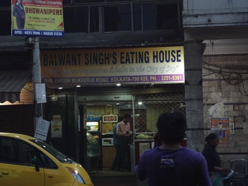 Balwant Singh's Eating House