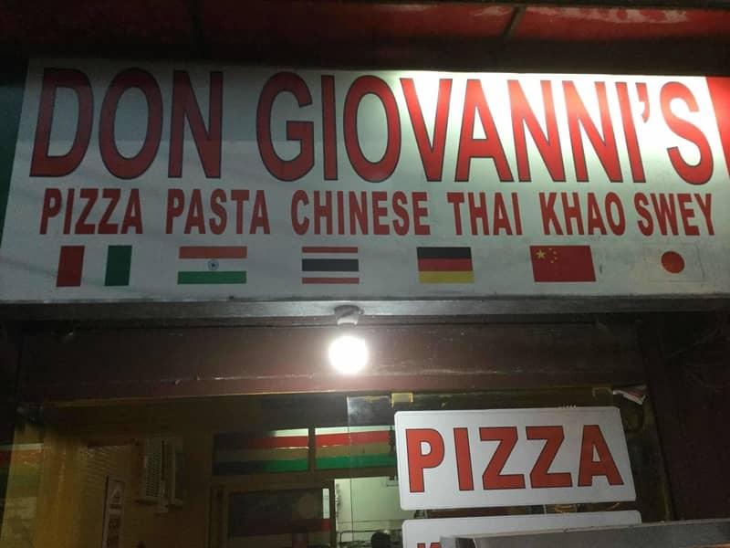 Don Giovanni's