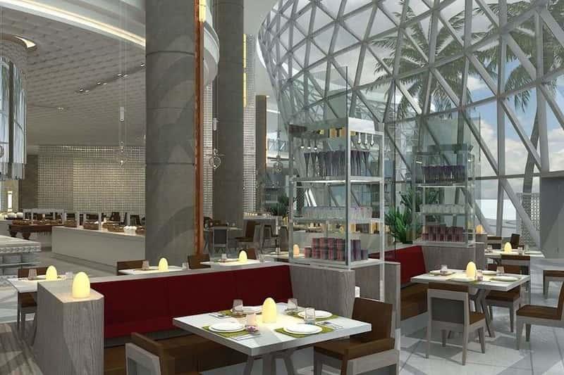 JW Kitchen – JW Marriott Hotel