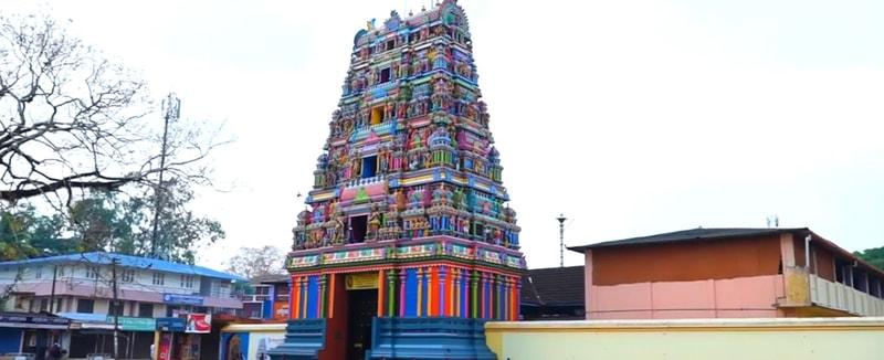 Kidangamparambu Devi Temple