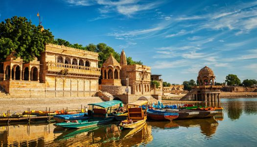 9 Places to Visit in Jaisalmer which are a Tourist's Delight