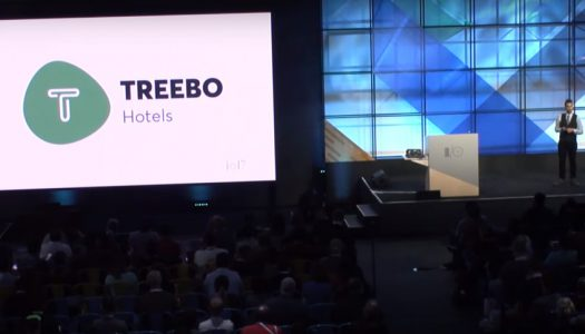 Google I/O 2017 Features Treebo's Progressive Web App