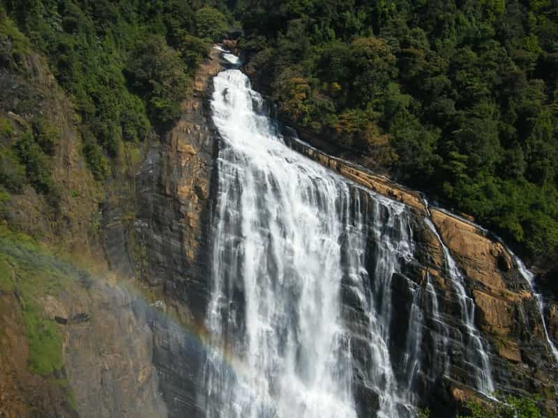 Waterfalls near Bangalore - 30 Falls near Bangalore for a Quick Getaway