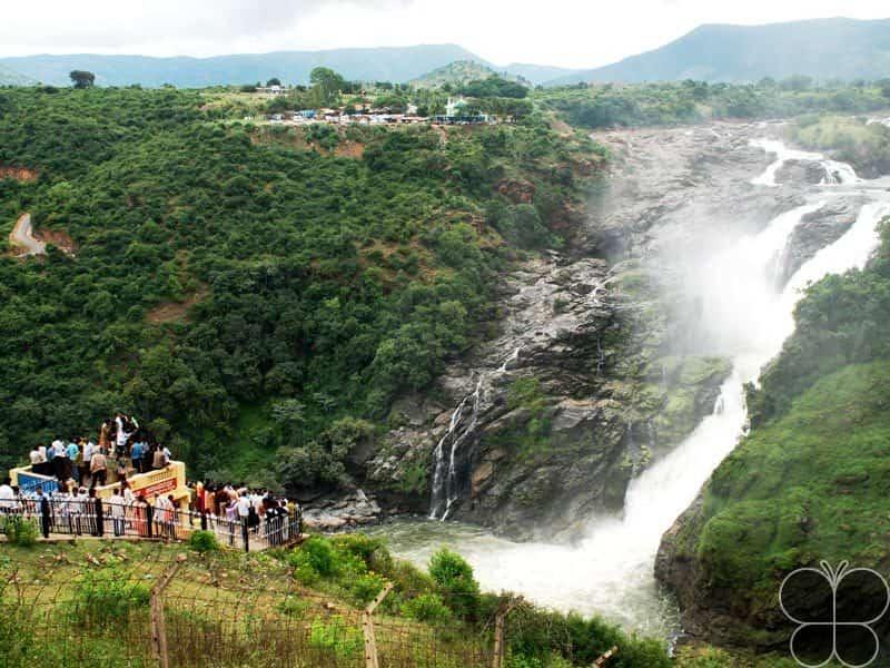 Shivanasamudra Falls