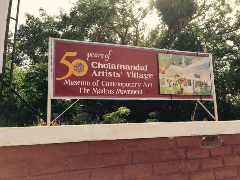 Cholamandal Artist Village