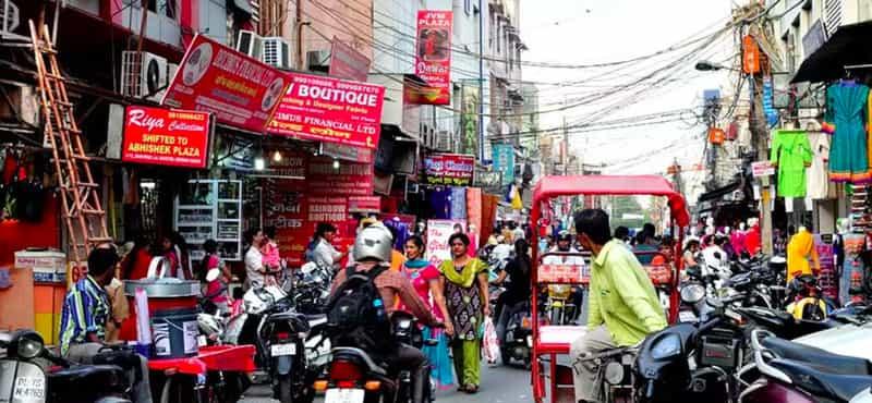 Krishna Nagar Market