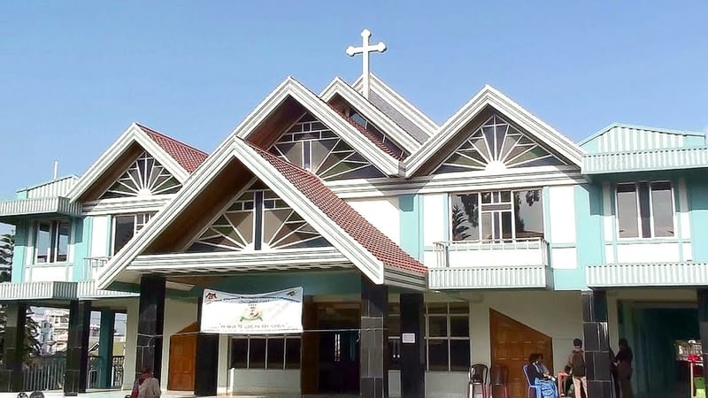 The Laitumkhrah Presbyterian Church