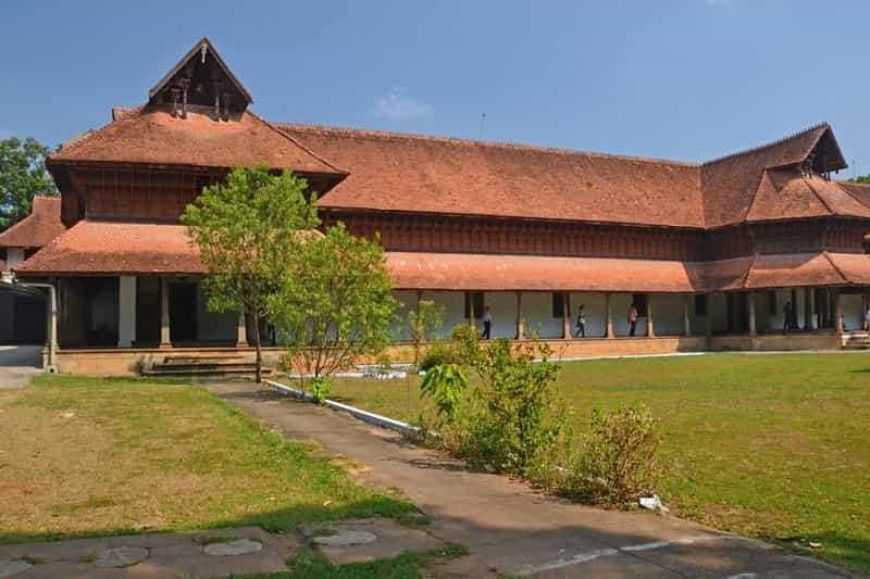 Puthe Maliga Palace Museum