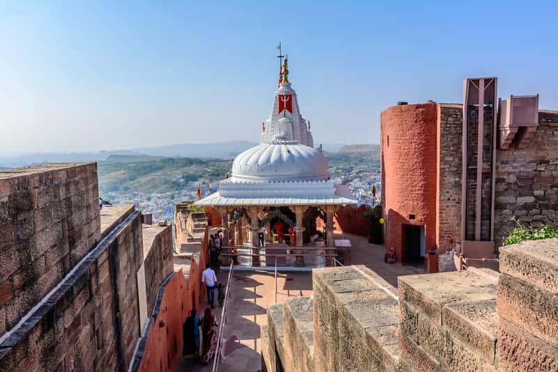 Chamunda Devi Temple, Jodhpur