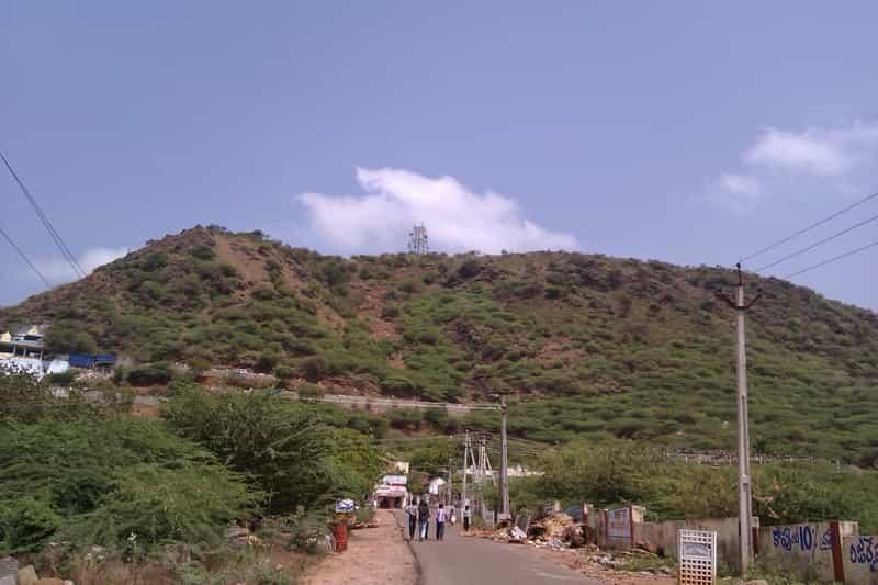 Mangalagiri Hill