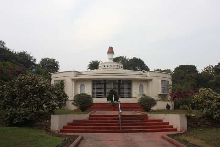 The Parsi Fire Temple