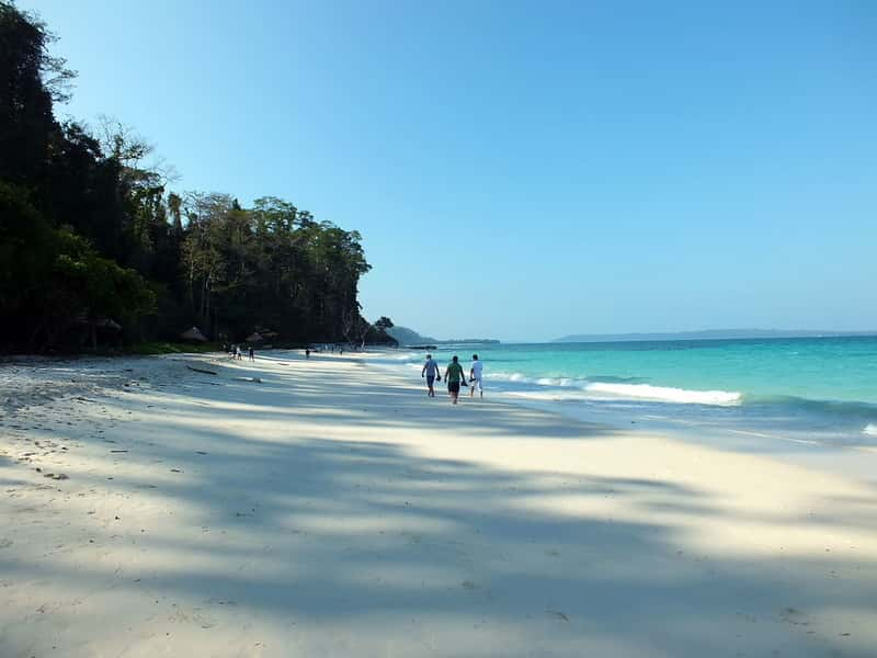 Kala Pathar Beach, Havelock Island